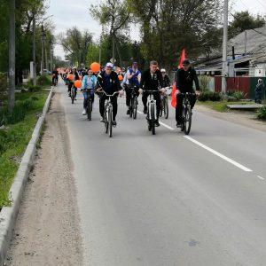 На Труновской земле стартовал традиционный велопробег