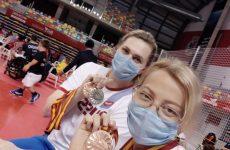 Ставропольская парабадминтонистка завоевала «бронзу» на чемпионате международного уровня