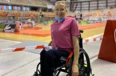 Ирина Кузьменко и Гуреева Татьяна стали бронзовыми призёрами международного турнира по парабадминтону в Испании