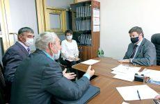 Геннадий Ягубов провел очередной приём граждан