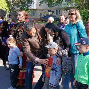В краевой столице стартовала патриотическая акция «Утро Победы»
