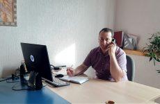 Игорь Николаев провёл приём граждан
