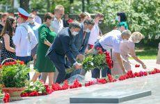 Ставропольский край присоединился к Всероссийской акции «Минута молчания»