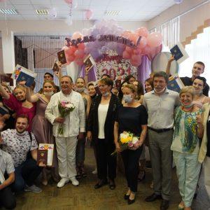 Дмитрий Судавцов принял участие в торжественном вручении дипломов студентам Ставропольского краевого колледжа искусств