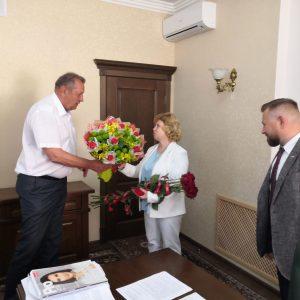 Анатолий Жданов принял участие в сорок восьмом заседании Совета депутатов Новоалександровского городского округа Ставропольского края