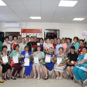 Андрей Юндин поздравил социальных работников с профессиональным праздником