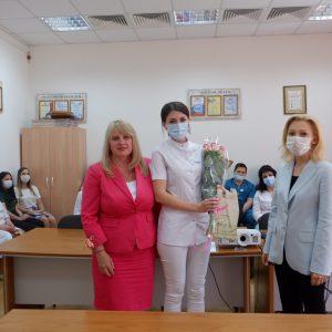 Ольга Тимофеева медикам Ставрополья: «Низкий поклон за вашу работу»