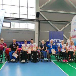 Ставропольская сборная по парабадминтону завоевала новые награды