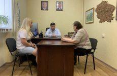 Геннадий Ягубов провел прием граждан, приуроченный к Международному дню защиты детей