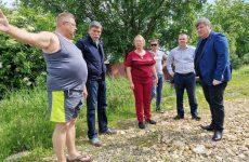 Дмитрий Судавцов провел выездное совещание по вопросам СНТ