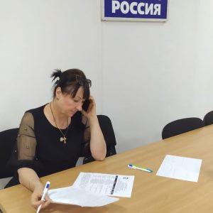 В Георгиевском городском округе продолжается тематическая Неделя приёмов по вопросам материнства и детства