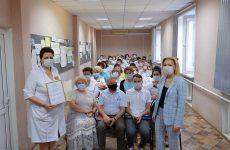 Ольга Тимофеева провела пять встреч в Изобильненском городском округе