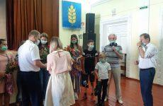 Встречи депутатов в Новоселицком округе