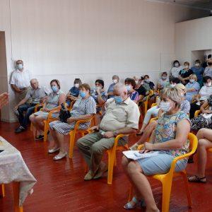 Ольга Тимофеева обсудила с жителями Кочубеевского округа планы на будущее