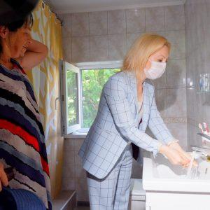 Ольга Тимофеева: «Надо предпринять все усилия, чтобы обеспечить селян водой»