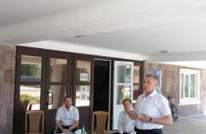 Встреча с жителями Александровского муниципального округа