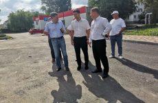 Дмитрий Судавцов провел выездное рабочее совещание