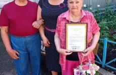 Валентина Муравьева поздравила с Днем семьи, любви и верности