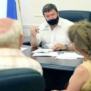 Геннадий Ягубов провел прием граждан