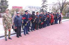 В Ставрополе почтили память героев битвы за Кавказ
