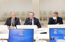В Думе Ставропольского края седьмого созыва создана первая фракция