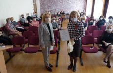 Ольга Тимофеева обсудила с педагогами Ставрополя планы на будущий год